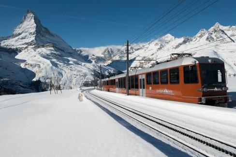Zermatt Skiing, Wintersports and Alpine photography