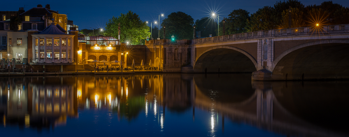 East Molesey and Hampton Court