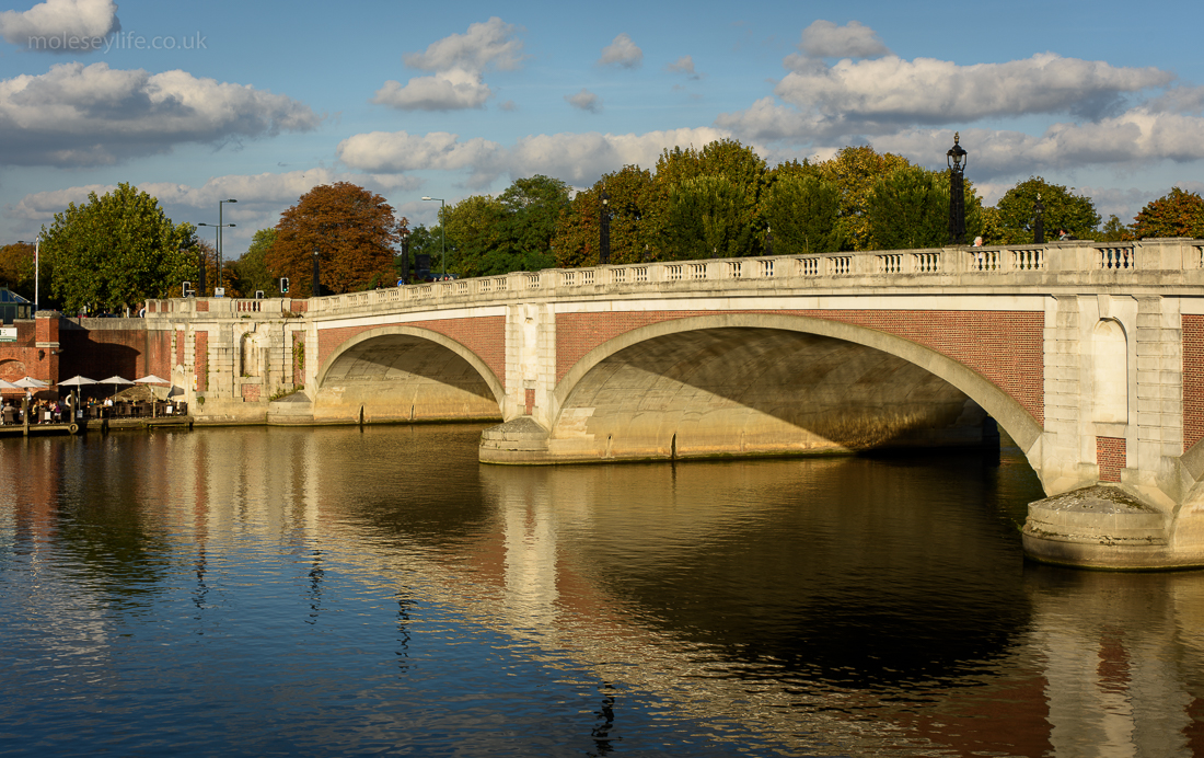 East Molesey - Hampton Court Bridge